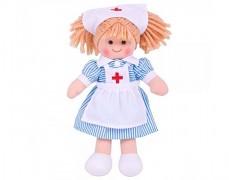 Látková panenka sestřička