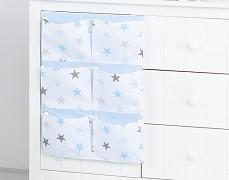 Kapsář modro-šedé hvězdičky