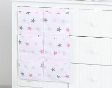 Kapsář růžovo-šedé hvězdičky