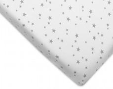 Bavlněné prostěradlo mini hvězdičky