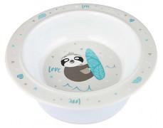Melaminová miska růžová Bunny & Company