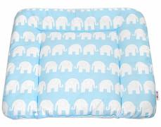 Přebalovací podložka modrý slon
