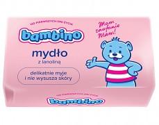 Dětské mýdlo BAMBINO s lanolínem