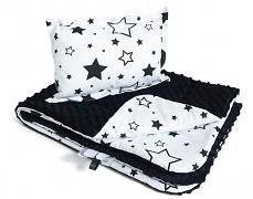 Set černobílé hvězdy