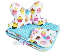 Set cup cakes, stabilizační polštářek