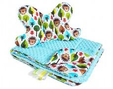 Set ježek, stabilizační polštářek