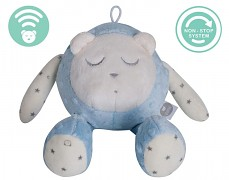 Modrý šumíček- snímač spánku