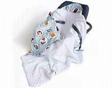 Dětská deka zvířátka