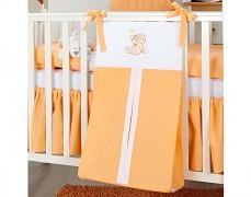 Vak na pleny oranžový obláček
