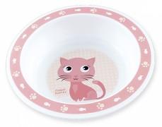 Dětská miska růžová Cute Animals