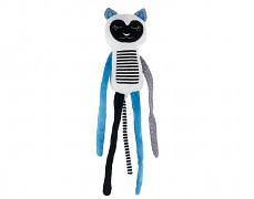 Plyšový modrý lemur
