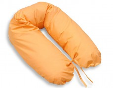 Relaxační polštář oranžový