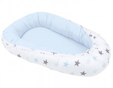 Hnízdečko modro-šedé hvězdičky, oboustranné