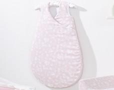 Dětský spací pytel růžový les