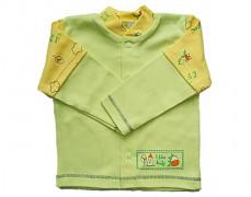 Kabátek zelený