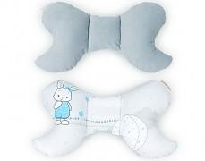 Stabilizační polštářek modré balonky