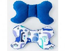 Stabilizační polštářek dinosauři s modrou