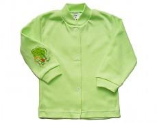 Kabátek zelený s ježečkem vel.74