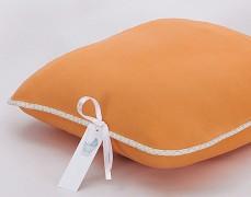 Polštářek oranžový