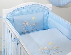 Mantinel modrý zajíček