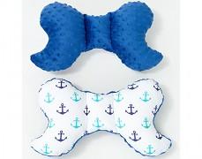 Stabilizační polštářek kotvičky/modrá