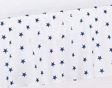 Volánek pod matraci modrá hvězda