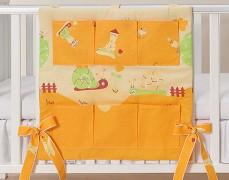 Kapsář oranžový hlemýždí domek