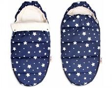 Fusak modrý/bílé hvězdy