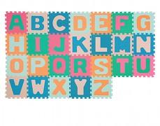 Pěnové puzzle -písmena 26ks