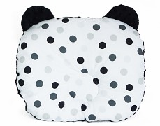 Podhlavníček černý puntík medvídek