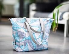 Přebalovací taška ornament