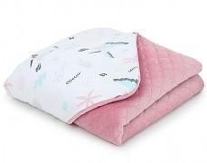 Dětská deka kolibříci, LETNÍ