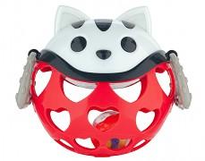 Interaktivní míček červená kočička