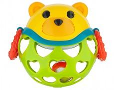 Interaktivní míček zelený medvídek