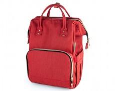 Přebalovací taška červená Lady Mum