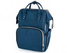 Přebalovací taška modrá Lady Mum