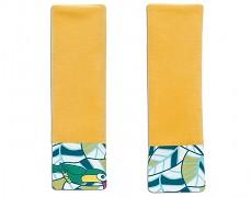 Chrániče na pásy žluté tukani