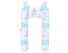 Mantinel modrý baby, tvarovaný