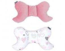 Stabilizační polštářek pink heart