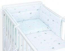 Mantinel mint bear 120x60