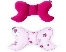 Stabilizační polštářek růžová Kitty