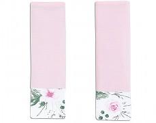 Chrániče na pásy růžová zahrada
