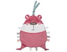 Mazlíček růžový medvídek