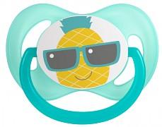 Dudlík Ananas silikonový