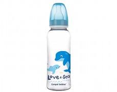 Lahev modrá Love&Sea 250ml