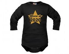 Body černé Born in 2020