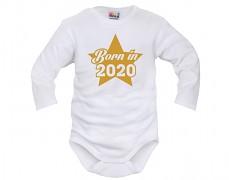 Body bílé Born in 2020