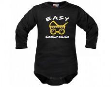Body černé Easy Rider dl.rukáv