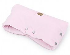 Rukávník baby pink velvet
