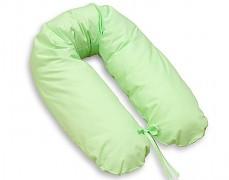 Relaxační polštář zelený